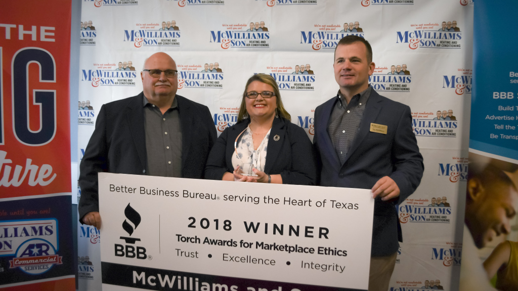 Bbb Torch Awards For Marketplace Ethics Winners Streampage